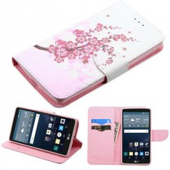 LG G Stylo Spring Flowers Wallet(IM011) -NP