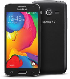 Samsung Galaxy Avant SM-G386T Android Smartphone for T-Mobile - Black