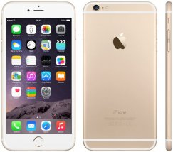 Apple iPhone 6 Plus 16GB Smartphone - Straight Talk Wireless - Gold
