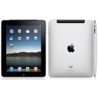 Apple iPad 16GB 1st Generation Black and Silver Tablet WiFi Only