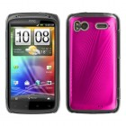HTC Sensation 4G Hot Pink Cosmo Back Case