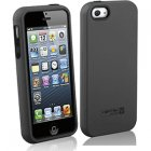 Naztech Vertex 3-Layer Cover for Apple iPhone 5, Black, NAZ-12132