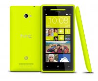 HTC Windows Phone 8x for T Mobile in Yellow