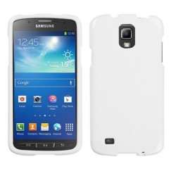 Samsung Galaxy S4 Active SGH-i537 Solid Ivory White Case