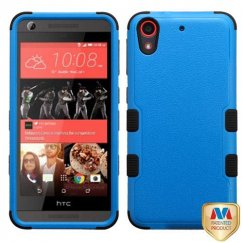 HTC Desire 626 Natural Dark Blue/Black Hybrid Case