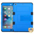 AppleiPad Mini 3rd Gen Natural Dark Blue/Black Hybrid Phone Protector Cover (with Stand)