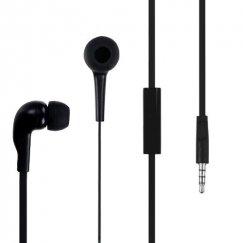 iPhone Black Stereo Handsfree