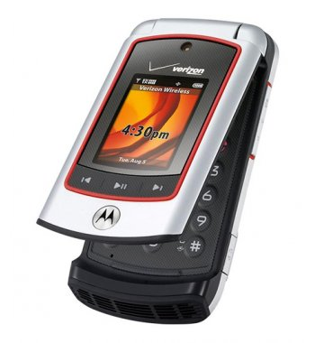 Motorola V750 Adventure Bluetooth GPS Music Phone Verizon