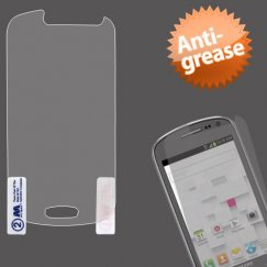 Samsung Galaxy Exhibit Anti-grease LCD Screen Protector/Clear