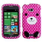 Samsung ATIV Odyssey Dog Love Phone Protector Cover