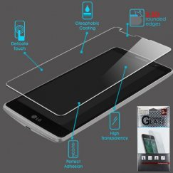 LG G Stylus 2 Tempered Glass Screen Protector (2.5D)