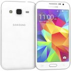 Samsung Galaxy Core Prime SM-G360T1 4G LTE WHITE Android Smartphone Unlocked GSM