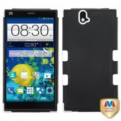 ZTE Grand X Max / Grand X Max Plus Natural Black/White Hybrid Case