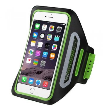 Vertical Pouch Universal Green/Black Sport Advanced Armband