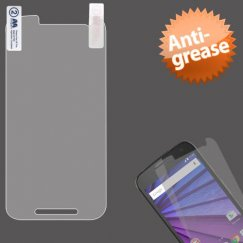 Motorola Moto G 3rd Gen Anti-grease LCD Screen Protector/Clear