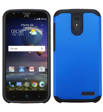 ZTE Grand X 3 / Warp 7 Blue/Black Astronoot Case