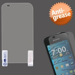 Kyocera Hydro Edge Anti-grease LCD Screen Protector/Clear