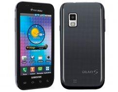 Samsung Mesmerize SCH-i500U Android Smartphone for US Cellular - Black