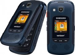 Samsung Convoy 4 SM-B690V Flip Phone for Verizon - Blue