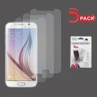Samsung Galaxy S6 Screen Protector (3-pack)