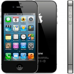Apple iPhone 4 8GB Smartphone for Virgin Mobile - Black