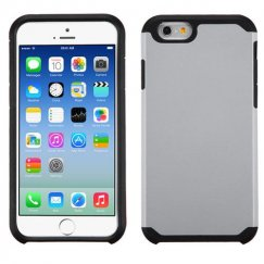 Apple iPhone 6/6s Silver/Black Astronoot Case