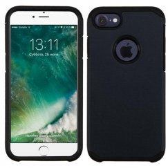 Apple iPhone 7 Black/Black Astronoot Case