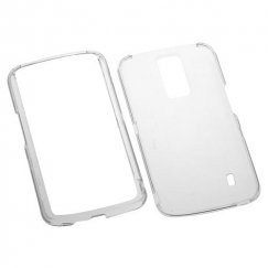 LG Nitro HD T-Clear Case