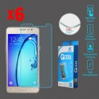 Samsung Galaxy On5 Tempered Glass Screen Protector - 6-pack