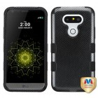 LG G5 Carbon Fiber/Black Hybrid Case