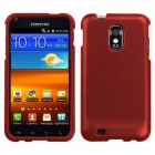 Samsung Galaxy S2 Titanium Solid Red Case