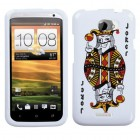 HTC One X Joker Playing Card Phone Protector Cover