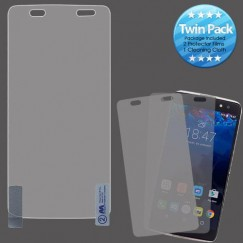 Alcatel Idol 4S Screen Protector Twin Pack
