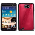 Samsung Galaxy Note Red Cosmo Back Case