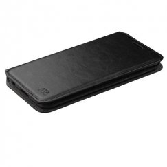 LG X Power / K6 Black Wallet with Tray
