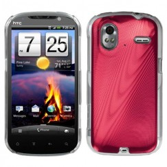HTC Amaze 4G Red Cosmo Back Case