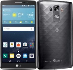 LG G Vista 2 16GB H740 Android Smartphone - ATT Wireless - Black