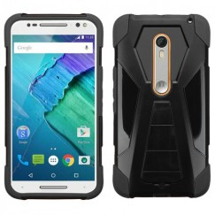 Black Inverse Advanced Armor Stand Case