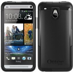 HTC One Mini OtterBox Commuter Case Series - Black