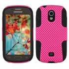 Samsung Galaxy Light Hot Pink/Black Astronoot Case