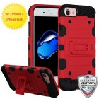 Red/Black Storm Tank Hybrid Protector Cover