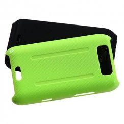 LG Viper Natural Pearl Green/Black Fusion Case