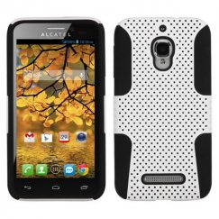 Alcatel One Touch Fierce White/Black Astronoot Case
