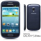 Samsung Galaxy S3 mini BLUE 4G LTE Android Phone Unlocked