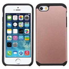 Apple iPhone 5/5s Rose Gold/Black Astronoot Case