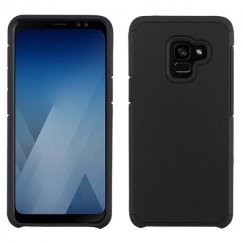 Samsung Galaxy A5 Black/Black Astronoot Phone Case
