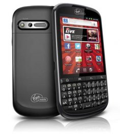 Alcatel Venture Android Smartphone for Virgin Mobile - Gray