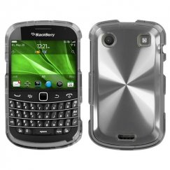 Blackberry Bold 9930 Silver Cosmo Case