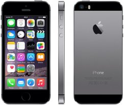 Apple iPhone 5s 16GB - Cricket Wireless Smartphone in Space Gray
