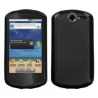Huawei Impulse 4G Transparent Smoke/Solid Black Gummy Cover